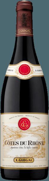 Côtes du Rhône rouge 2017 - Domaine E. Guigal