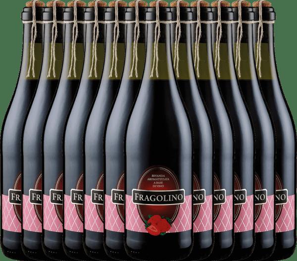 12er Vorteilspaket - Fragolino Rosso - Masseria la Volpe