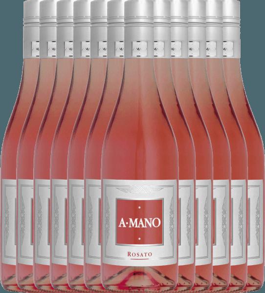 12er Vorteilspaket - Rosato 2019 - A Mano