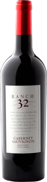 The Ranch 32 Cabernet Sauvignon by Scheid Vineyards presents itself in a bright dark red. The nose and palate enjoy expressive aromas of berry fruit - from blackberries, blueberries, currants to boysenberries. The tannins are perfectly integrated into the structure of California red wine. The harmonious interplay of aromas and tannins skilfully highlight the complexity of the long-lasting finale. Food recommendation for Scheid Vineyards Ranch 32 Cabernet Sauvignon This California red wine is a great accompaniment to marinated figs with caramelized goat cheese, caponata and braised leg of lamb with rosemary potatoes. Awards for the Ranch 32 Cabernet Sauvignon Winemaker Challenge: 91 points & gold for 2014 San Francisco Chronicle Wine Competition: Gold for 2014