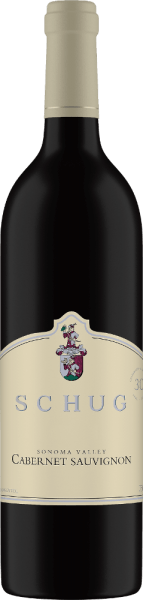 Schug Winery's Cabernet Sauvignon Sonoma Valley is a wonderful red wine cuvée made from Cabernet Sauvignon (75%), Merlot (12%), Cabernet Franc (9%), Malbec (2%) and Petit Verdot (2%) grape varieties. In the glass, this red wine shines in a strong ruby red with purple highlights. The bouquet reveals the classic grape variety aromas of red berries, cassis and a subtle spice. The palate is pampered by notes of ripe heart cherries and black currants. The ageing in the wooden barrel gives this wine subtle hints of spicy oak. The delicate tannins harmonize perfectly with the lush fruit, velvety soft texture and filigree acidity. The finale is carried by berry aromas. Vinification of Schug Cabernet Sauvignon Sonoma Valley The grapes for this California red wine come from the Carneros, Sonoma County and North Coast cultivation areas. After careful harvesting of the grapes, fermentation takes place in stainless steel tanks. To give this red wine its woody and spicy notes and delicate tannin structure, it is aged for 24 months in French barriques. Food recommendation for the Sonoma Valley Cabernet Sauvignon by Schug This dry red wine is a great treat for cozy barbecues with the family and friends. But this wine is also a real treat for lamb with rosemary potatoes or ratatouille.