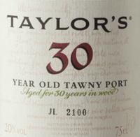 Vorschau: Tawny 30 Years Old - Taylor's Port