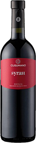 Syrah Terre Siciliane IGT 2018 - Cusumano von Cusumano