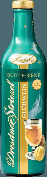 Dresdner Striezel Glühwein Quitte Birne - Lausitzer