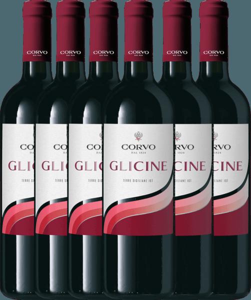 6er Vorteils-Paket - Glicine Rosso Sicilia 2020 - Duca di Salaparuta