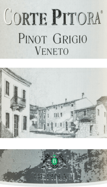 Corte Pitora Pinot Grigio 2019 - Bennati von Casa Vinicola Bennati