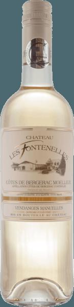 Côtes de Bergerac Moelleux 2018 - Château les Fontenelles