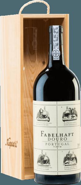 Fabelhaft Tinto 3,0 l Doppelmagnum in Holzkiste 2018 - Niepoort von Niepoort