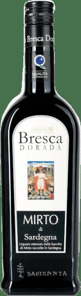 Mirto Rosso di Sardegna 0,5l - Bresca Dorada