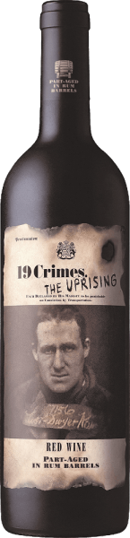 The Uprising 2019 - 19 Crimes