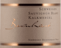Vorschau: Schweigener Sauvignon Blanc Kalkmergel 2020 - Bernhart
