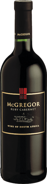 Ruby Cabernet 2018 - McGregor von McGregor