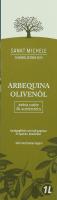 Vorschau: Arbequina Olivenöl 1,0 l - Sankt Michele