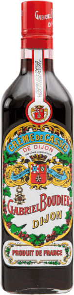 Crème de Cassis de Dijon - Gabriel Boudier
