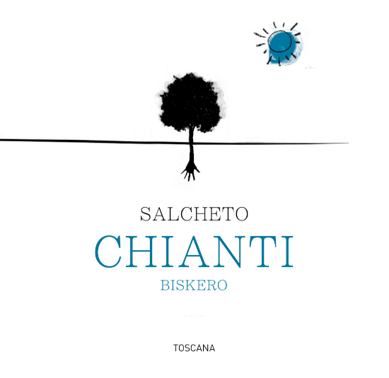 TheChianti of Salcheto is an elegantly classic red wine from the Sangiovese 85%, Canaiolo (8%) and Mammolo (7%) grape varieties. In the glass, this wine shines in a bright ruby red color. Notes of blackberries, ripe heart cherries, freshly ground pepper and a subtle hint of vanilla flatter the nose. On the palate, this wine enchants with a wonderful structure, fine tannin and notes of ripe berries. The finish impresses with its pleasant length and finely spicy, vanilla hints. Vinification of Biskero Chianti Salcheto The grapes for this Italian red wine come from Chiusi from the Poggio Piglia vineyard and from Abbadia from Torrita di Siena. After careful harvesting, the grapes are immediately brought to the wine cellar of Salcheto and fermented in a stainless steel tank. 30% of this wine is then aged in Tonneaux for 4 months. The remaining 70% rest in the stainless steel tank. This wine is finally stored on the bottle for 3 months. Food recommendation for the Salcheto Chianti Enjoy this dry red wine from Italy with Italian cuisine - from antipasti to classic pizza variations to spicy pasta dishes.