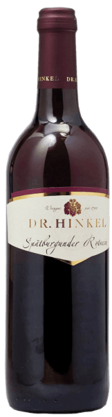 This mild red wine is award a scent that is reminiscent of brioche with ripe red fruit garden. The Framersheimer Zechberg quality Pinot Noir wine from Dr. Hinkel is crystal clear in the mouth. The fine juicy flavor holding red berry fruit with a hint of spice ready and a marked fruity sweetness. The latter gives this elegant and delicate wine a certain density. The filigree body, good balance and great length round off this red wine.