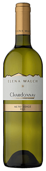 The Selezione Chardonnay Alto Adige DOC by Elena Walch appears in the glass in a light straw yellow with green reflections and spreads its fruit-assisted bouquet. This is dominated by exotic notes, such as ripe bananas and slightly floral aromas. On the palate, this Chardonnay is elegant and fresh, with fine acidity and a juicy finish. Vinification for the The Selezione Chardonnay Alto Adige DOC by Elena Walch The vineyards are located in Tramin and Caldaro, these areas are characterized by their mild climate and, on the south side of the Alps, very Mediterranean climate. About 1800 hours of sunshine every year and maximum temperatures of up to 30 ° Celsius offer the perfect conditions for winegrowing. Immediately after the harvest, the grapes are gently pressed, then the fresh must is clarified at low temperatures and fermented in the steel tank. The young wine matures for several months in the steel tank on the fine yeast. Food recommendation for the The Selezione Chardonnay Alto Adige DOC by Elena Walch Enjoy this dry white wine as an aperitif, with light appetizers or pasta.