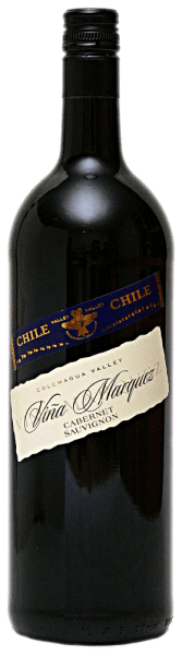 The freshCabernet Sauvignon by Viña Marquezunfolds the grape variety characteristic aroma of pepper and red fruits such as cherries and raspberries.A beautifully structured, elegant and fruity wine with a full body presents itself here to the connoisseur.We recommend it with fine dishes of poultry, beef and lamb.