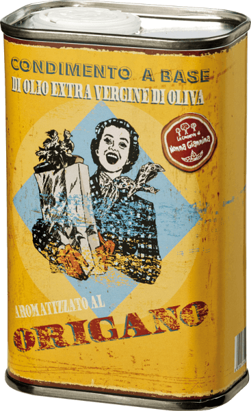Olio Extra Vergine di Oliva all'Origano 0,25 l - Tenuta Sant'Ilario
