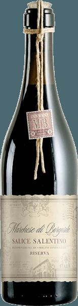 Marchese di Borgosole Salice Salentino DOC 2017 - Carlo Botter