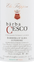Vorschau: Bärba Cesco Barbera d'Alba Superiore DOC 2018 - Elio Filippino