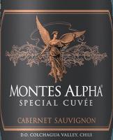 Vorschau: Montes Alpha Special Cuvée Cabernet Sauvignon 2017 - Montes