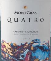 Vorschau: MontGras Quatro 2019 - Viña Montgras