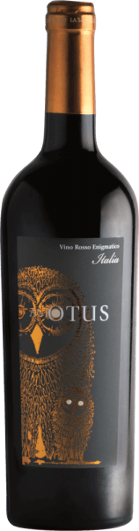 Mondo del Vino's Asio Otus by Vino Varietale d 'Italia is a seductive, full-bodied and sweet red wine cuvée vinified from Cabernet Sauvignon, Merlot and Syrah grape varieties.  This wine is presented in the glass in a warm red and enchanted with its complex bouquet. Fruity aromas of juicy forest berries - especially blackberry, raspberry and currant - are wonderfully underlined by spicy nuances. This Italian red wine is body-rich, expressive and sensationally spicy. Its opulent taste, well-integrated acidity and fine residual sweetness flatter the palate. The name of this red wine cuvée comes from Latin and translates to forest owl.   Food recommendation for Asio Otus Rosso Enjoy this lovely red wine with a beef fillet Wellington, pork medallions with onion sauce or with a schnitzel with harissa.