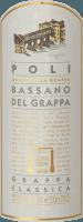 Vorschau: Bassano del Grappa Classica 0,5 l - Jacopo Poli