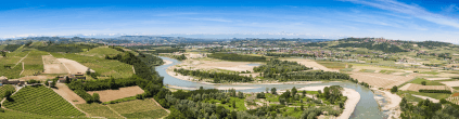 Panorama von Barbaresco