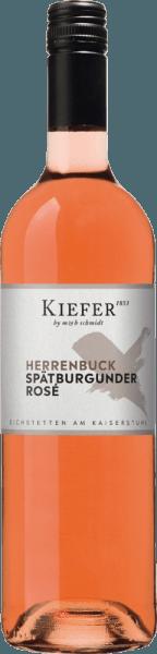 Herrenbuck Spätburgunder Rosé trocken 2019 - Weingut Kiefer
