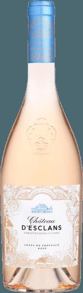 Côtes de Provence Rosé 2018 - Château d'Esclans