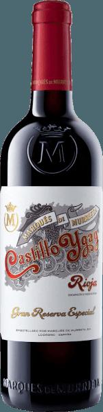 Castillo Ygay Gran Reserva Especial DOCa 2010 - Marques de Murrieta