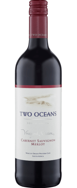 Vineyard Selection Cabernet Sauvignon Merlot 2019 - Two Oceans