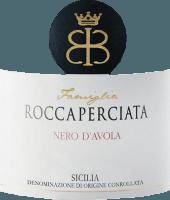 Vorschau: Roccaperciata Nero d'Avola Sicilia IGT 2019 - Roccaperciata