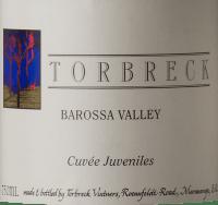 Vorschau: Cuvée Juveniles 2017 - Torbreck