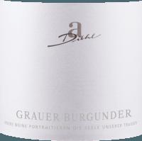 Vorschau: Grauer Burgunder trocken 1,0 l 2020 - A. Diehl