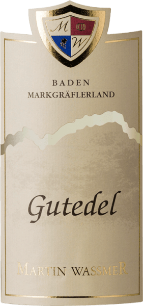This Gutedel convinced the connoisseur with an aroma of herbs and spices, flint and a hint of nutmeg. The Chasselas Markgraefler quality dry wine, by Martin Wassmer shows a clear, slender and delicate body in the mouth. His playfulness is not suppressed despite its certain force. He presents himself as a radiant, lively fresh white with a fine Art The subtle aroma of pome fruit with a hint of herbal spice on the palate is also clear. He is well balanced and delicate reverberations helps him to an unexpected length.