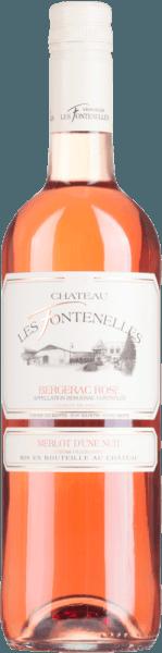 Bergerac Rosé 2020 - Château les Fontenelles