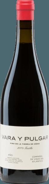 Vara y Pulgar Tintilla 2014 - Compañía de Vinos del Atlántico