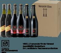 Vorschau: 6er Probierpaket - erdbeer-fruchtiges Trinkvergnügen mit Fragolino