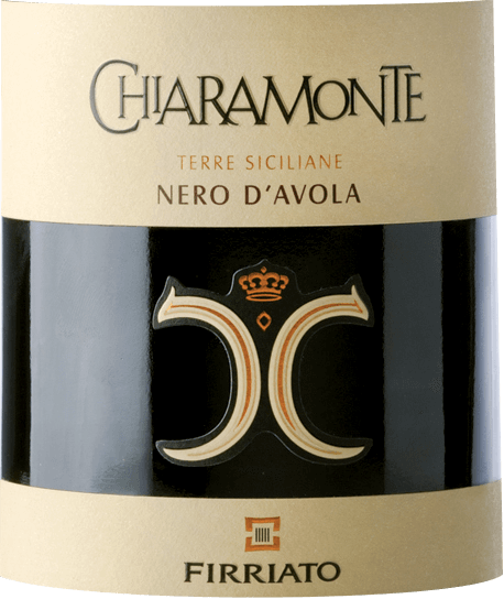 Firriato's Chiaramonte Nero d 'Avola comes in a powerful ruby red colour with light violet shades and revealsa fragrant, clear fruitiness to the nose, dominated by plums, blackberries, black cherries and blueberries. If you continue to feel the aromas of the bouquet, spicy notes of cloves, black pepper, liquorice, dark chocolate and oriental spices are added. On the palate, the Firriato Chiaramonte Nero d 'Avola wonderfully combines its power received by the Sicilian sun with expressive softness. This red wine from the deepest south of Italy reveals a deep, flattering and at the same time specific character, underlined by silky soft and appealing tannins. Vinification of the Chiaramonte Nero d 'Avola by Firriato The grapes for this classic among the red wines of Sicily are gently pressed immediately after harvesting and fermented in a stainless steel tank. After fermentation, the Chiaramonte Nero d 'Avola matures for6 months in American oak barrels and then for another 3 months on the bottle. This allows him to refine himself perfectly. Food recommendation for Firriato Chiaramonte Nero d 'Avola We recommend this red wine from Sicily with pasta with meat or tomato sauces or with classic Southern Italian pizza. Awards for the Chiaramonte Nero d 'Avola James Suckling: 93 points for 2015 International Wine Report: 92 points for 2015