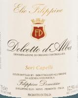 Vorschau: Sori Capelli Dolcetto d'Alba DOC 2019 - Elio Filippino