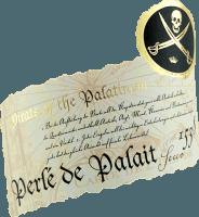 Vorschau: Perlé de Palait Pirates of Palatinum Secco blanc - Lergenmüller