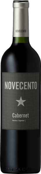 The Novecento Cabernet Sauvignon by Bodega Dante Robino appears in a deep red with brick-red reflections in the glass, revealing its wonderful bouquet with the aromas of blackcurrants, which are underlined by spicy hints. This perfectly balanced red wine is carried by its round tannins and a wonderful freshness. The juicy fruit is followed in the finale by a fine, woody spice. Vinification of the Novecento Cabernet Sauvignon The vines for this wine grow in Perdriel, Mendoza. After harvesting by hand, the grapes are destemmed and cooled and then fermented at a temperature of 25 ° Celsius. The alcoholic fermentation of this Cabernet Sauvignon takes about 10 days. When it is finished, short macerations take place to obtain a fruity wine. Food recommendation for Dante Robino Novecento Cabernet Sauvignon Enjoy this dry red wine with steaks, grilled vegetables or Mediterranean cuisine.
