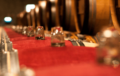 Impression from the cellar