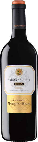 Baron de Chirel Reserva Rioja DOCa 2015 - Marqués de Riscal
