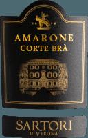 Vorschau: Corte Brá Amarone della Valpolicella DOC 2012 - Sartori di Verona