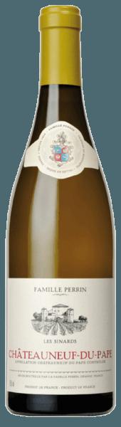 Les Sinards Blanc Châteauneuf du Pape AOC 2019 - Perrin & Fils