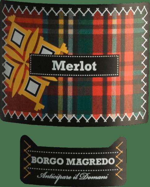 Merlot DOC 2018 - Borgo Magredo von Borgo Magredo